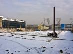 Строительство ледового дворца идет полным ходом