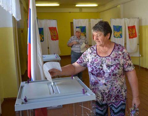 Артёмовцы избрали своих депутатов